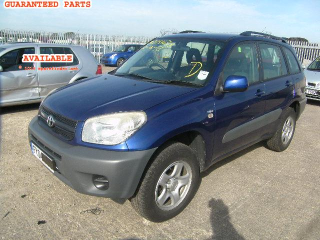 2004 TOYOTA RAV4 XT2 V    Parts