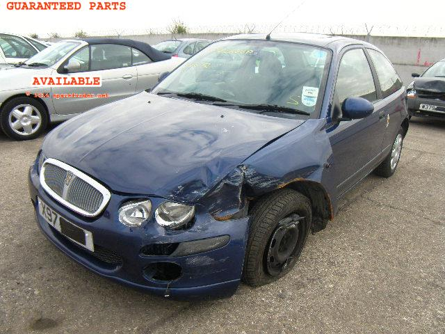 2000 ROVER 25 IE 16V    Parts