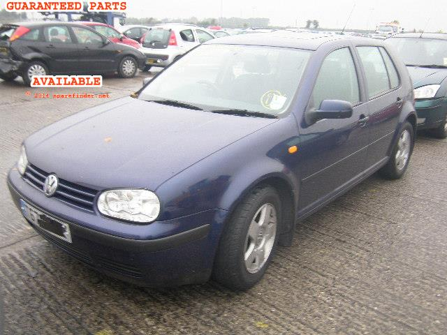 1999 VOLKSWAGEN GOLF SE    Parts