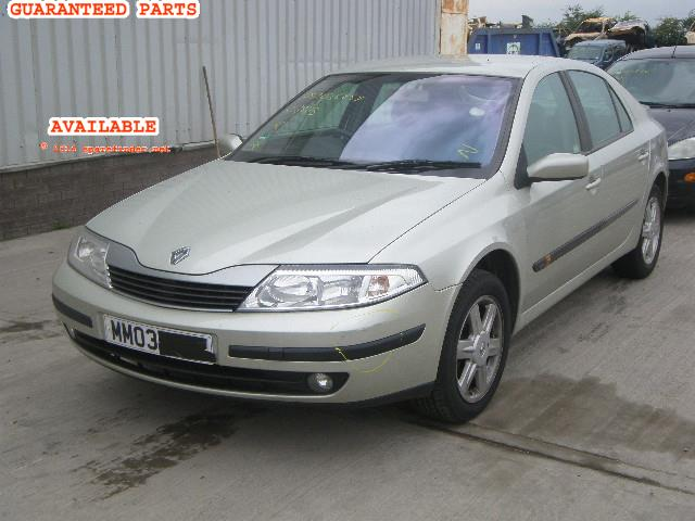 2003 RENAULT LAGUNA EXPRESSION    Parts