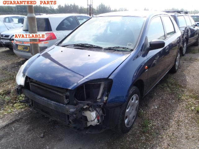 2001 HONDA CIVIC S AUTO    Parts