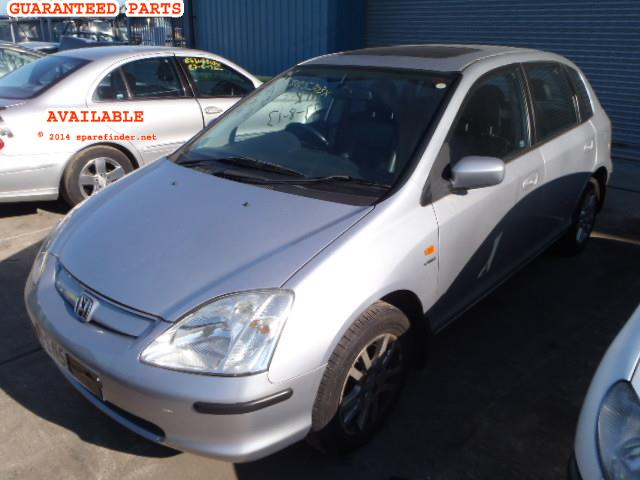 2001 HONDA CIVIC SE E    Parts