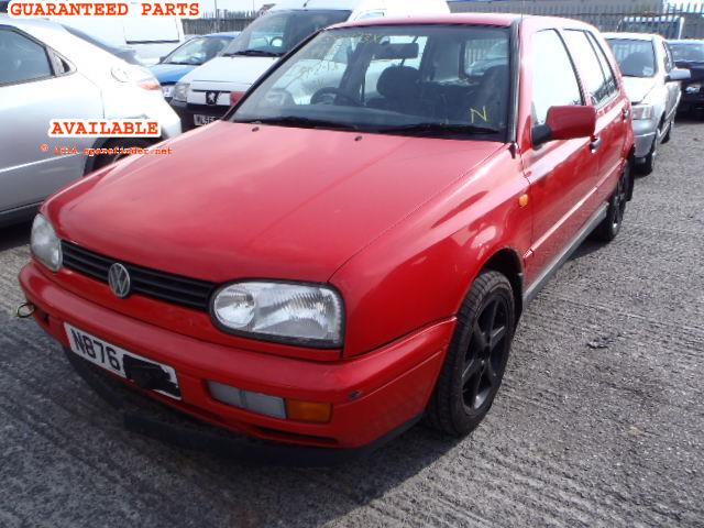 1996 VOLKSWAGEN GOLF GL TD    Parts