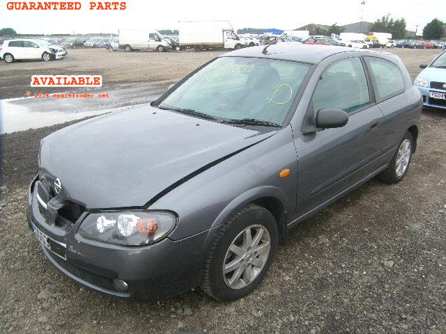 NISSAN ALMERA breakers, ALMERA S Parts