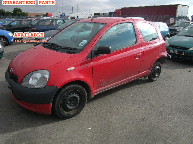 2002 TOYOTA YARIS GS    Parts