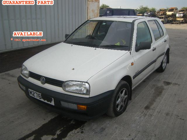 1995 VOLKSWAGEN GOLF MATCH    Parts