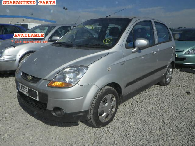 2009 CHEVROLET MATIZ SE PLUS    Parts