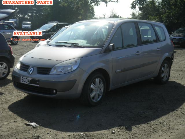 RENAULT SCENIC breakers, SCENIC  Parts