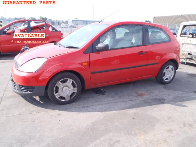 FORD FIESTA breakers, FIESTA FINESSE Parts