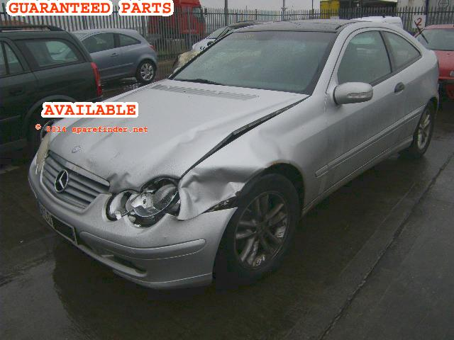 MERCEDES C220 breakers, C220 CDI S Parts
