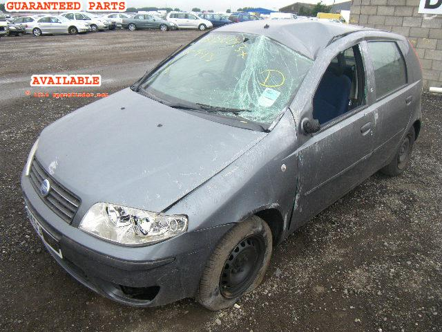 FIAT PUNTO breakers, PUNTO ACTI Parts