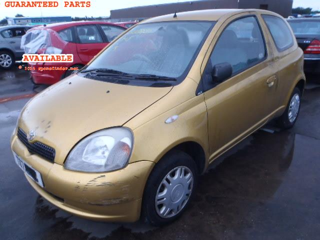 1999 TOYOTA YARIS GS    Parts