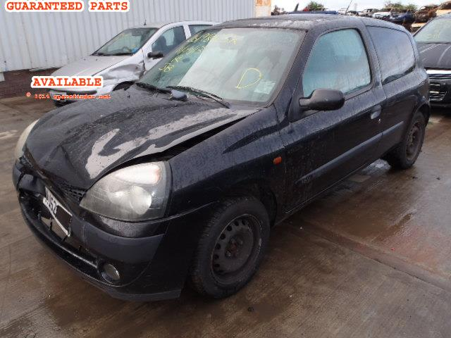 RENAULT CLIO breakers, CLIO EXTREME Parts