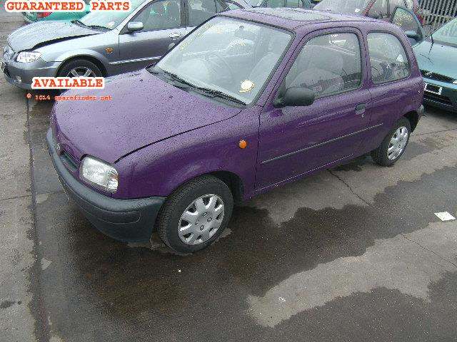 1997 NISSAN MICRA SHAPE    Parts
