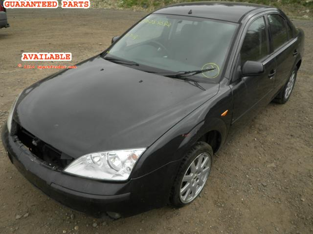 FORD MONDEO breakers, MONDEO ZETEC Parts