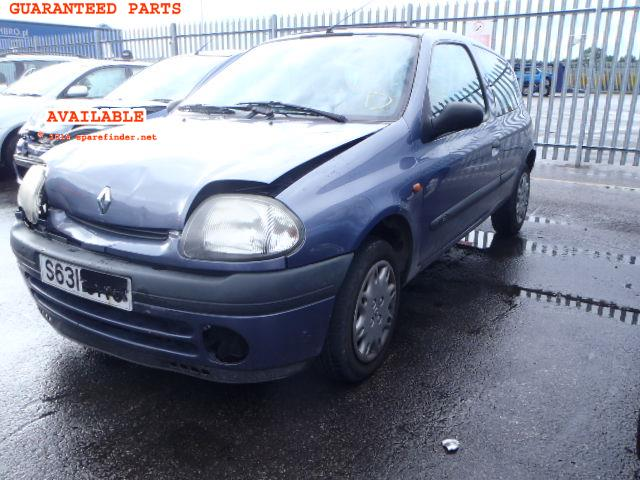 RENAULT CLIO breakers, CLIO RN Parts