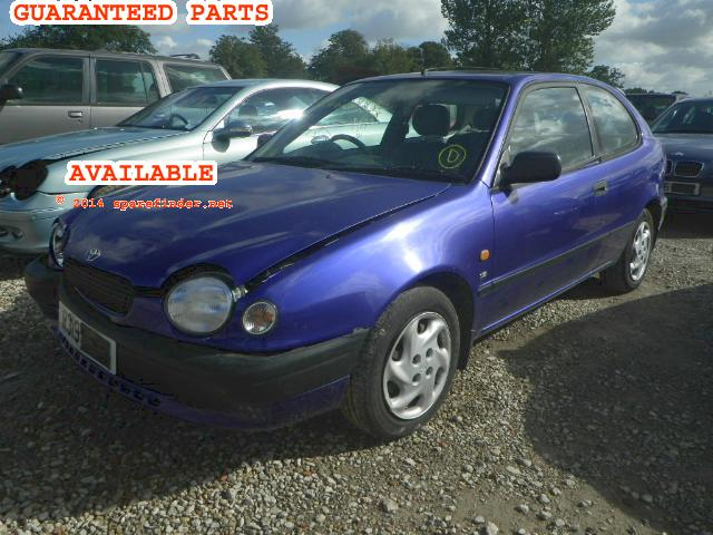1998 TOYOTA COROLLA GS    Parts