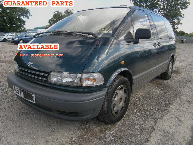 TOYOTA PREVIA breakers, PREVIA SOLAIR Parts