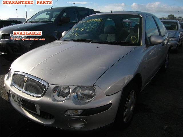 2001 ROVER 25 IE 16V    Parts