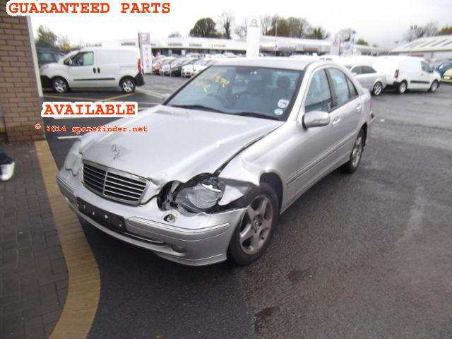 MERCEDES C220 breakers, C220 CDI Parts
