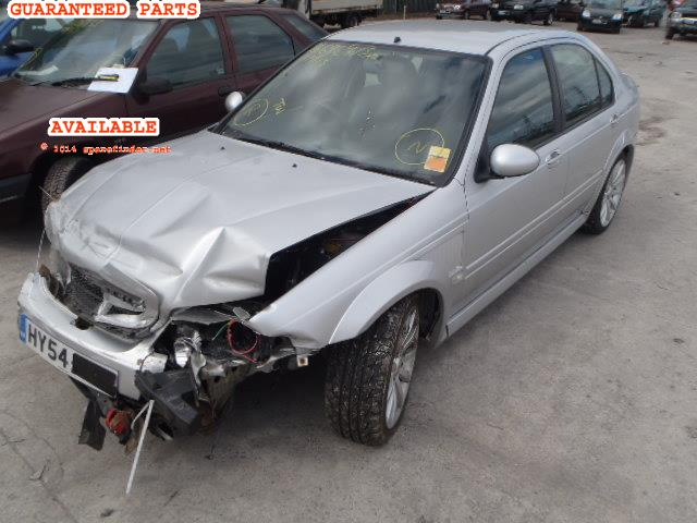 MG ZS breakers, ZS TD 115 Parts