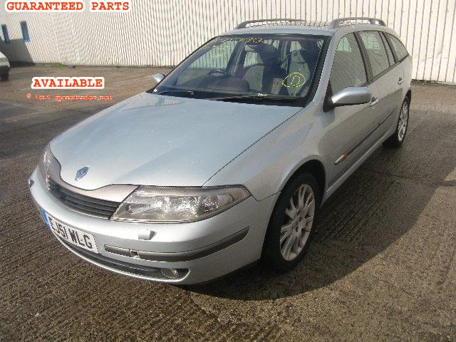 2001 RENAULT LAGUNA PRIVILEGE    Parts