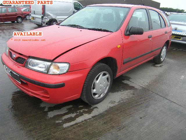 1998 NISSAN ALMERA EQUATION    Parts