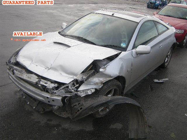 TOYOTA CELICA breakers, CELICA VVTI Parts