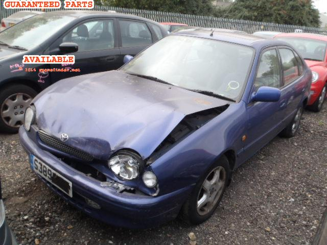 1998 TOYOTA COROLLA CD    Parts