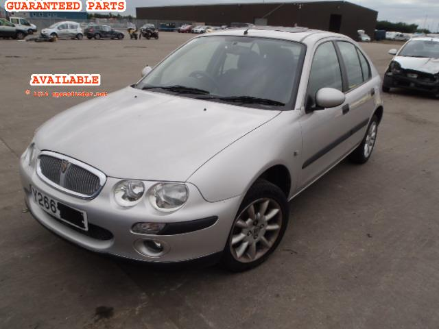 2001 ROVER 25 IS 16V    Parts