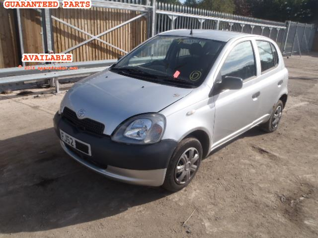 2002 TOYOTA YARIS S    Parts