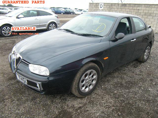 ALFA ROMEO 156 breakers, 156 V6 Parts