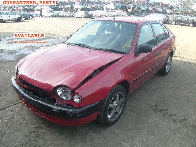 1999 TOYOTA COROLLA S    Parts