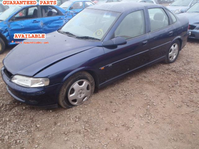 2000 VAUXHALL VECTRA CD    Parts