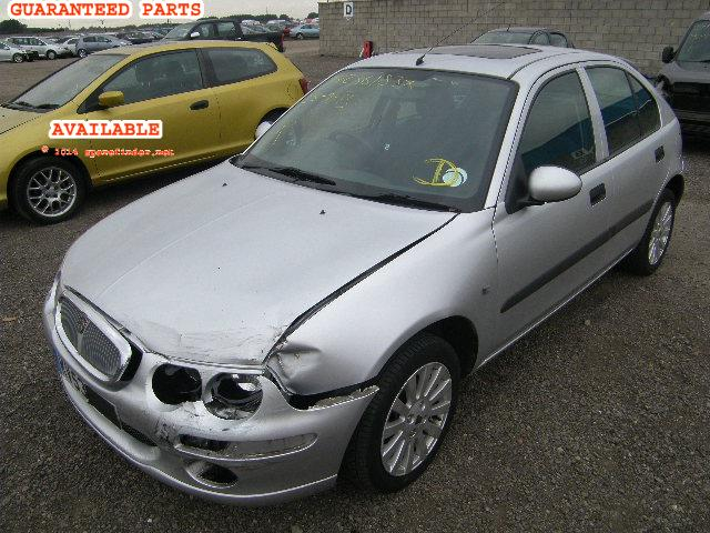 2004 ROVER 25 IMPRESSION    Parts