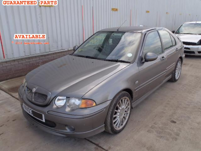 MG ZS breakers, ZS 120 Parts