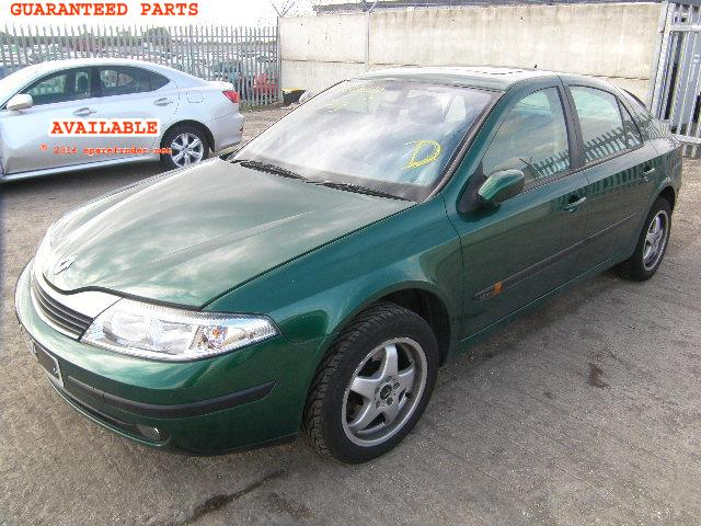 2002 RENAULT LAGUNA EXPRESSION    Parts