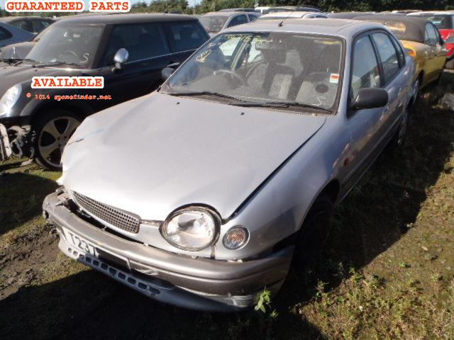 1999 TOYOTA COROLLA GS    Parts