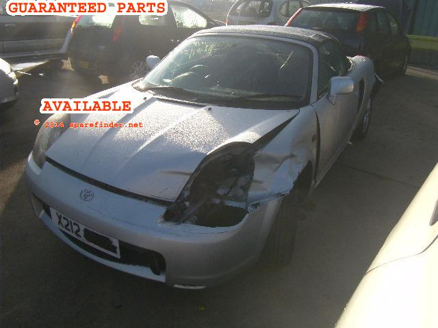 TOYOTA MR2 breakers, MR2 ROADSTER Parts