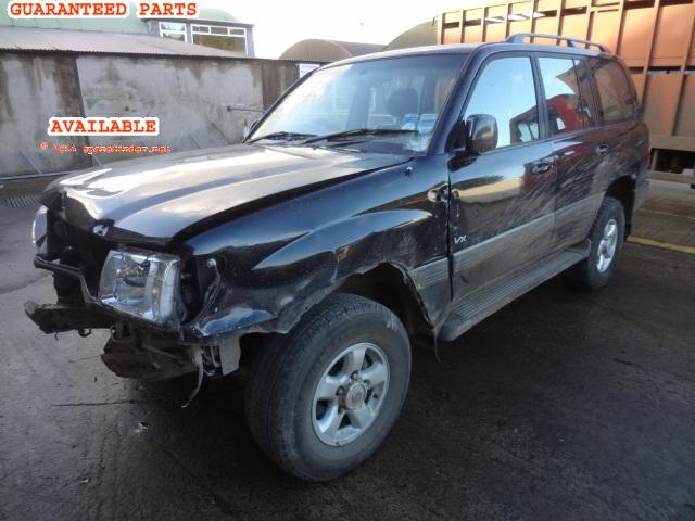TOYOTA LAND CRUISER breakers, LAND CRUISER  Parts
