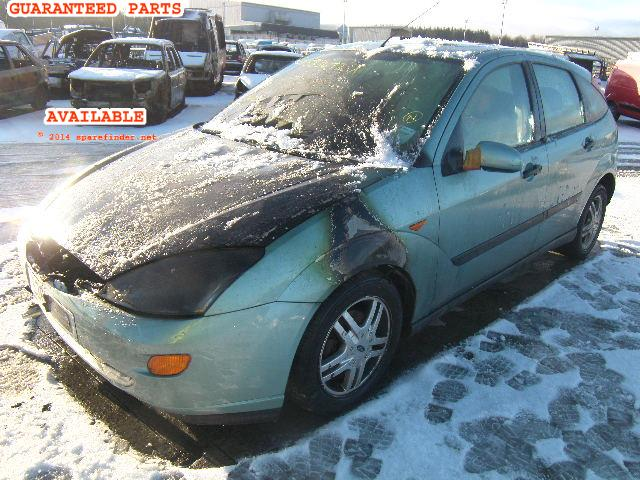 1998 FORD FOCUS ZETEC    Parts