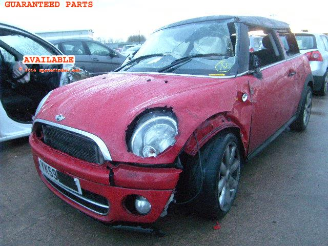 MINI COOPER breakers, COOPER D Parts