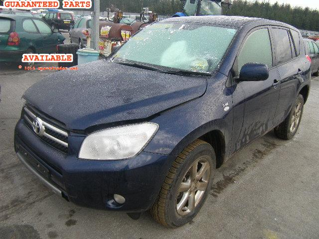 2008 TOYOTA RAV4 XTR D    Parts