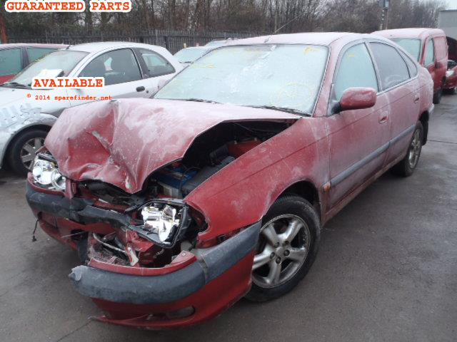 2001 TOYOTA AVENSIS GL    Parts