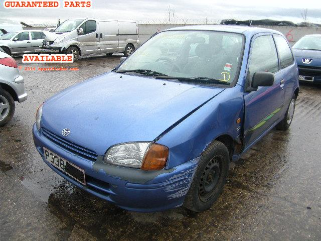 1997 TOYOTA STARLET CD    Parts