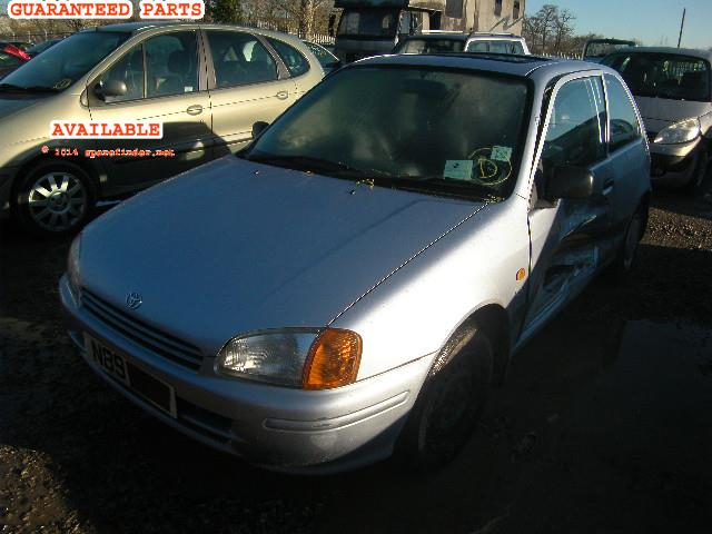 1996 TOYOTA STARLET CD    Parts