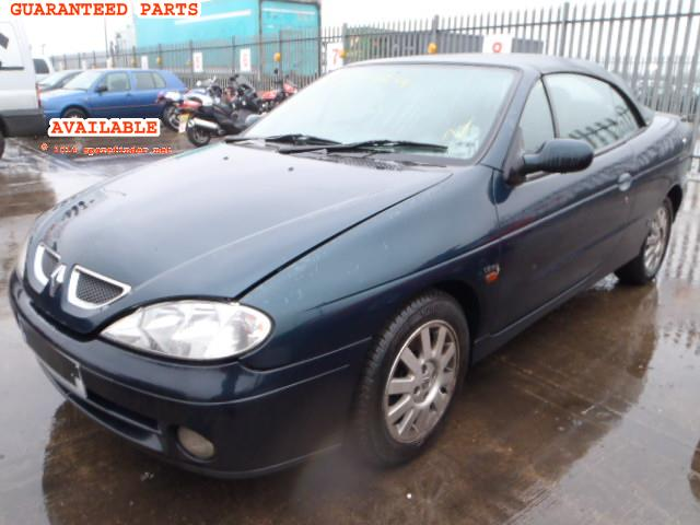 2002 RENAULT OTHER     Parts