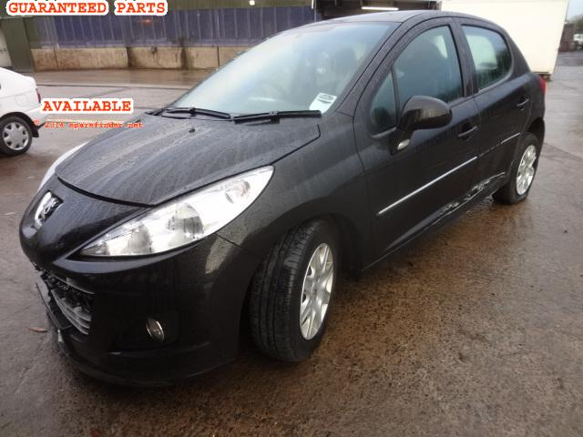 PEUGEOT 207 breakers, 207 ACTIVE Parts