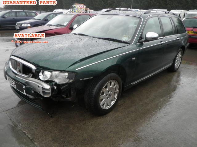 2002 ROVER 75 CONNOISSEUR    Parts