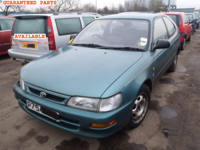 TOYOTA COROLLA breakers, COROLLA SPORTIF Parts